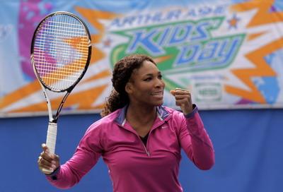 Serena Williams.(foto:Reuters)