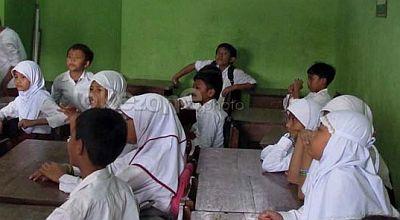 Siswa sekolah dasar (Foto: Dok. Okezone)