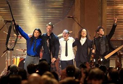 Metallica Kami Adalah Green Day Rockbeat