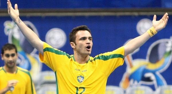 Falcao legenda hidup futsal dari Brasil/AFP