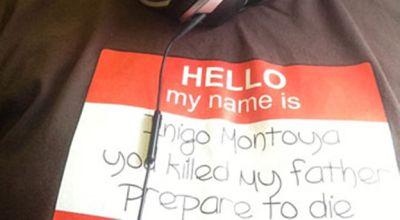 Tulisan di kaus yang memicu kontroversi (Foto: Stuff)