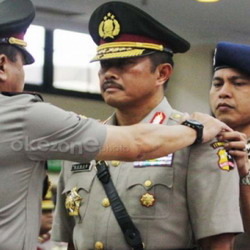Komjen Pol Nanan Sukarna (Foto: Dok. Okezone)