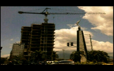 Tugu Kujung Bogor (Foto: Endang/Okezone)