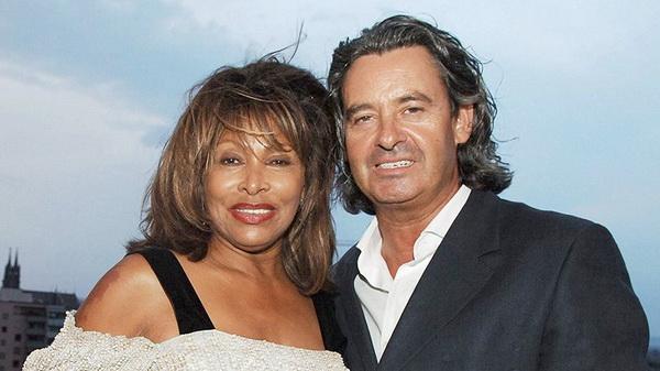 Tina Turner & Erwin Bach (Foto: ist)