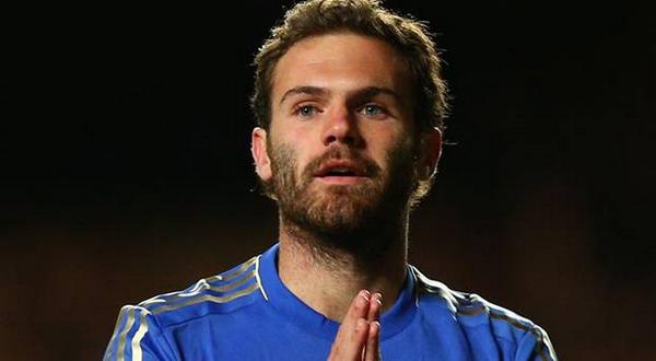 Juan Mata - playmaker Chelsea (Foto: Standard)