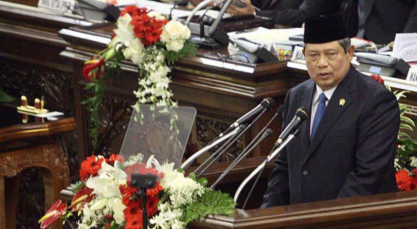 Presiden SBY. (Foto: Heru H/Okezone)