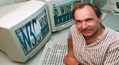 Berners-Lee, si penemu WWW (foto: Ist)