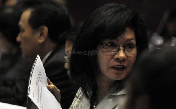 Karen Agustiawan. (Foto: Okezone)
