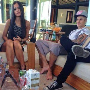 Mirip Selena Gomez, Fernanda Ogah Komentari Justin Bieber