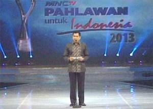 Daftar Pemenang MNCTV Pahlawan Untuk Indonesia 2013