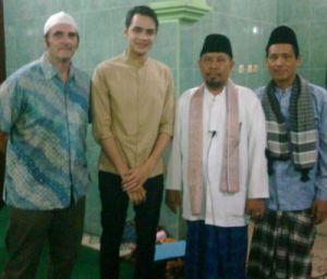 Jonas Rivanno Resmi Dilaporkan FPI ke Polres Bogor