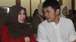 Zaskia Mecca Rajin Nabung untuk Honeymoon Keliling Dunia