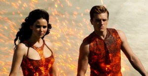 The Hunger Games: Catching Fire, Film Terbesar Sepanjang November