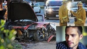 Paul Walker Hanya Penumpang di Porsche Nahas