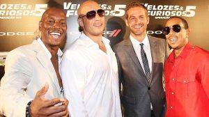 Keluarga Besar Fast & Furious Kehilangan Paul Walker