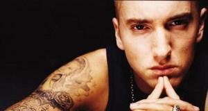 Senasib, Eminem Ingin Bantu Justin Bieber