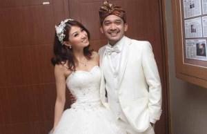 Alasan Ruben & Wenda Rayakan Imlek di Singapura