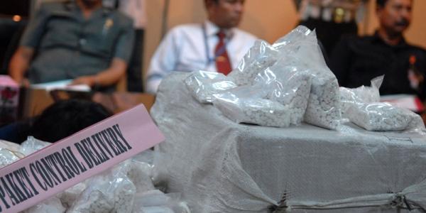 3 Napi Kendalikan Peredaran Narkotika Internasional