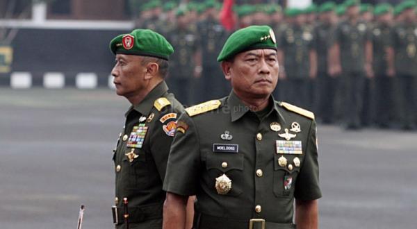 Panglima TNI: ISIS Tak Boleh Berkembang di Indonesia!
