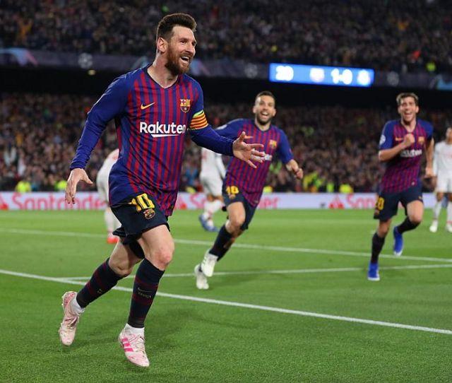 Calon Pengganti Lionel Messi Di Barcelona Okezone Bola
