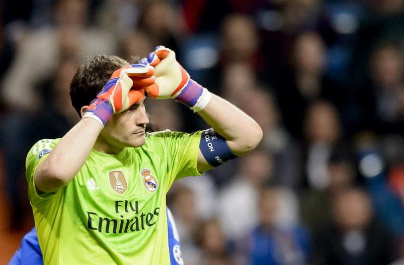 Kebobolan Empat Gol, Casillas Pasrah Disalahkan