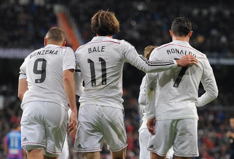 Pergerakan BBC Mengancam Blaugrana