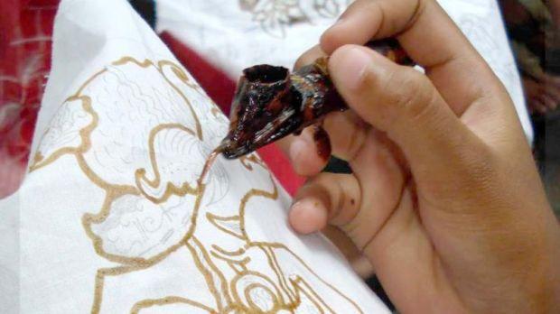 Museum Tekstil Ajarkan Membatik di Ramadan 2015
