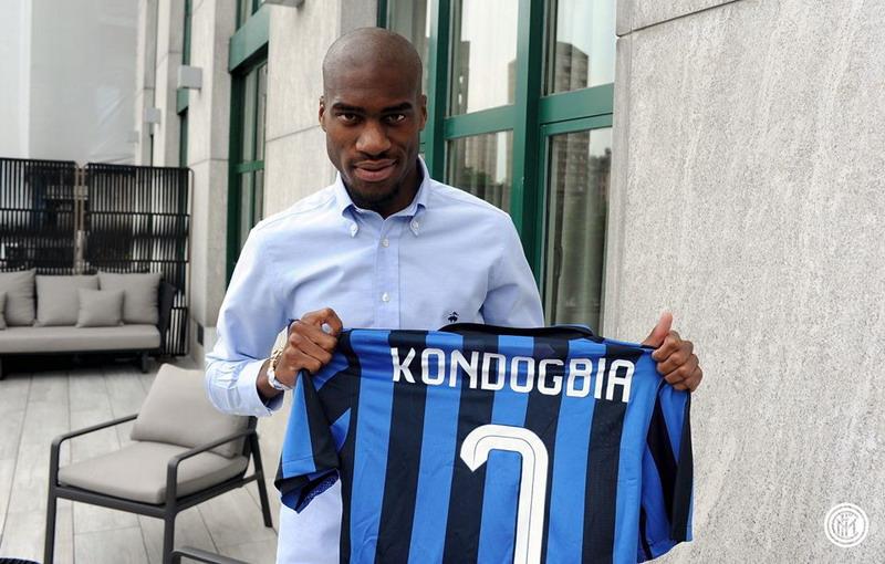 Kehadiran Kondogbia buat Inter pede tantang Juve rebut Scudetto. (Foto: Facebook resmi Inter Milan)