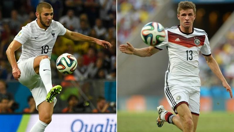 Benzema dan Mueller masuk dalam daftar bandar bola