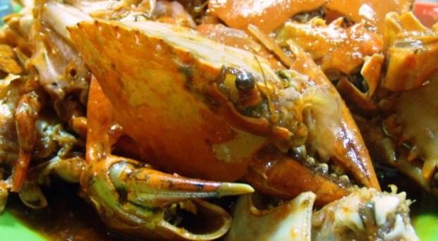 Makan Kepiting Lezat? Ya, Kepiting Kenari