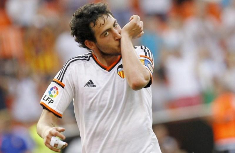 Daniel Parejo (Foto: AFP)
