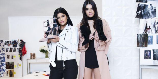 Kendall-Kylie Jenner Luncurkan Koleksi Spesial Musim Semi