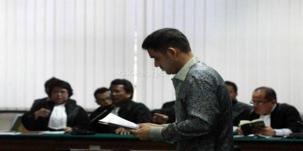 M. Nazaruddin (foto:Heru Heryono/okezone)