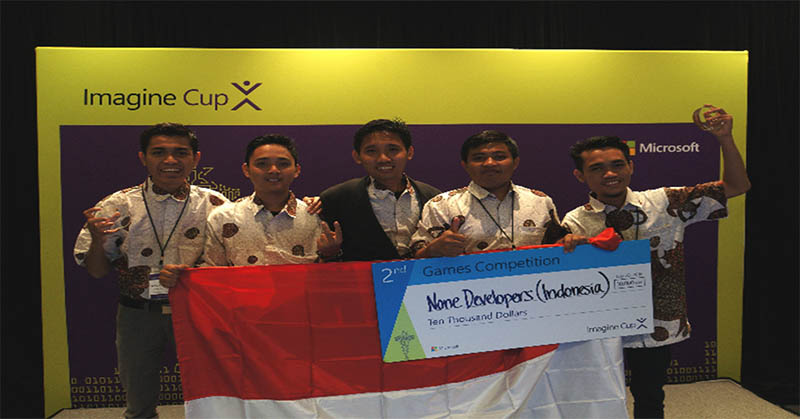 Game Buatan Indonesia, Sabet Juara di Imagine Cup Microsoft