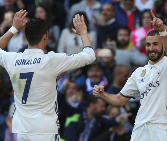 Hasil Liga Spanyol Tadi Malam Real Madrid Dan Barcelona Raih