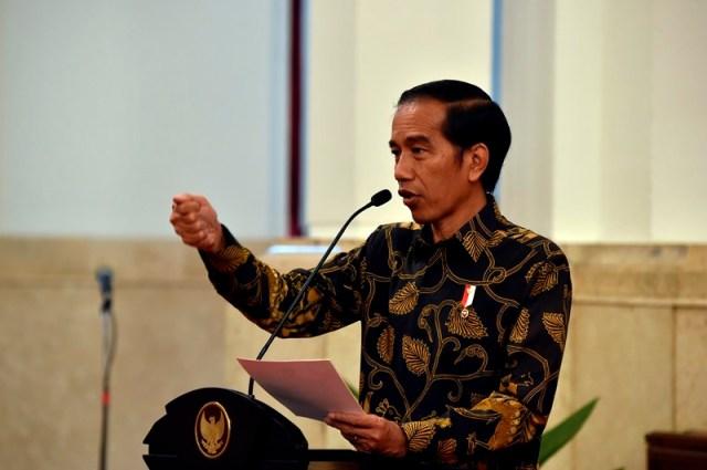 Presiden Joko Widodo (Jokowi). (Foto: Dokumentasi Okezone)