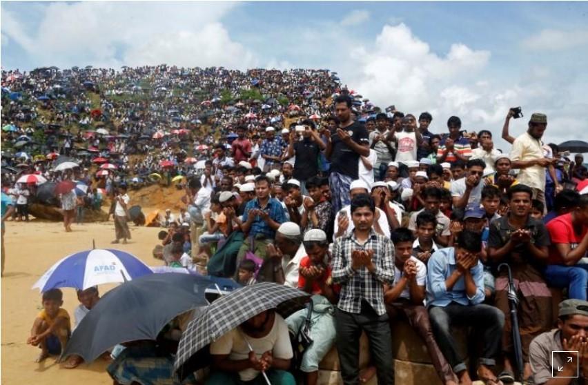 Rohingya Sambut Gembira Penangkapan Suu Kyi : Okezone News