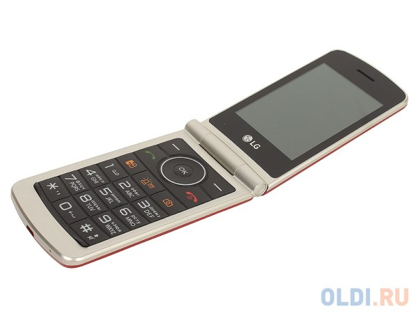 Мобильный телефон LG G360 Red — купить по лучшей цене в ...
