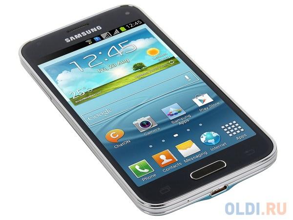 Смартфон Samsung GALAXY S5 mini DUOS (SM-G800H) 16Gb Blue ...
