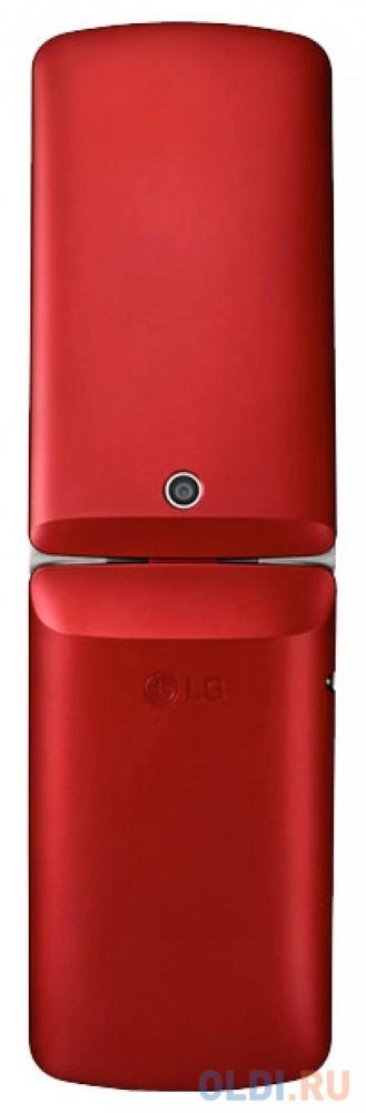 """Мобильный телефон LG G360 красный 3"""" 20 Мб купить по ..."""