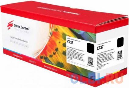 Тонер Картридж Static Control 002-04-TRG137 C737 черный ...
