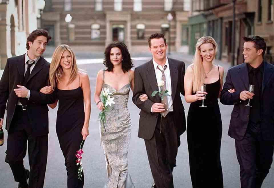 Friends': elenco se reúne em primeiras fotos do especial; veja - Olhar  Digital