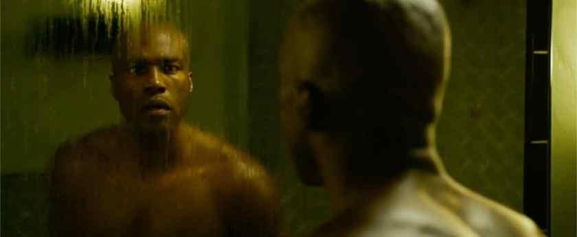 Yahya Abdul-Mateen II in 'The Matrix Resurrections'.  Image: Warner Bros./Disclosure