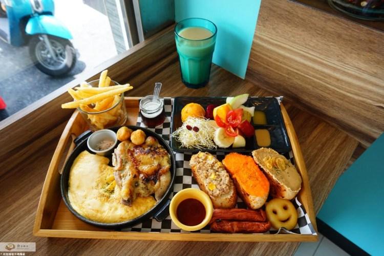 """【雲林早午餐】瑞咪雅早午餐 RuimiyaBrunch    雲林科大""""高CP值平價早午餐"""