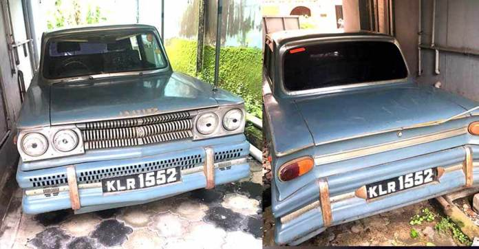 Meet The Long Forgotten Aravind A Car Made In Kerala Automobile News English Manorama