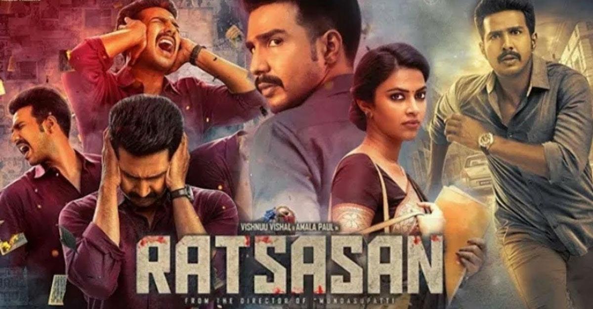 Is 'Ratsasan' sequel on the cards? Vishnu Vishal's Twitter chat drops hint