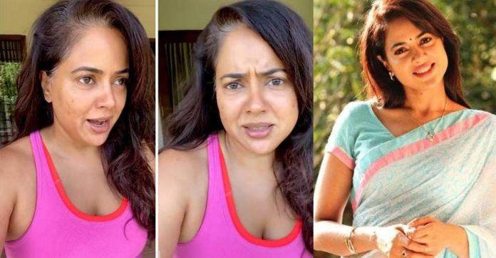 Actress Sameera Reddy reverses her beauty norms, reveals reasons ...