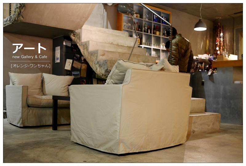 【台中散策食記】Art aNew Gallery & Cafe 精誠五街 │西區:初春文青好去處~巷弄隱密藝術靈魂!小眾堅持的冷調創作空間與咖啡醇香!