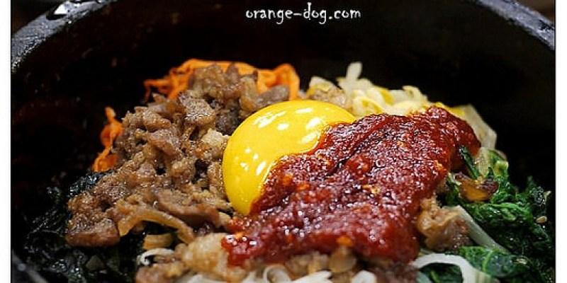 【台中散策食記】韓本家‧韓式料理│台中大遠百:復古大食代的異國爽辣好味
