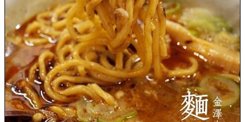 【日本-金澤】味噌專門 麵屋大河:季節限定牡蠣拉麵~半夜十點一樣大排隊!